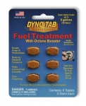 Dyno-tab® Fuel Treatment Compact