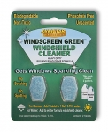 Dyno-tab® Windscreen Green® 2-tab Card
